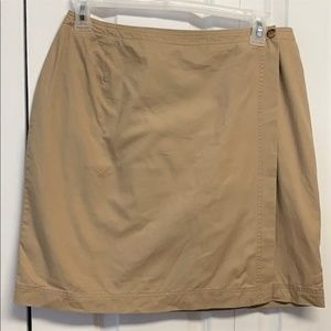 Charter Club Wrap Skirt Size 14 Willow Grove New
